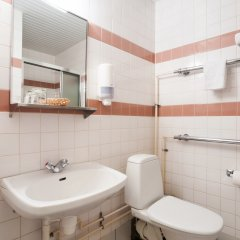 Гостиница Охтинская 3* Стандартный номер с различными типами кроватей фото 4