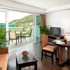 Отель Shanaya Residence Ocean View Kata 4* Люкс фото 15