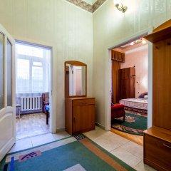 Апартаменты Абсолют Апартаменты с разными типами кроватей фото 9