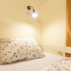 Хостел Олимп Номер Комфорт с различными типами кроватей фото 6