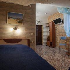Мини-отель Бархат Номер Комфорт с различными типами кроватей фото 2