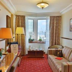 Гостиница Золотое кольцо 5* Полулюкс разные типы кроватей фото 2