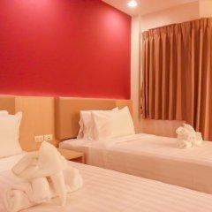 Отель Andatel Grandé Patong Phuket 4* Улучшенный номер с различными типами кроватей фото 10