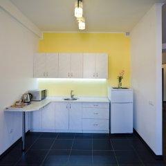 Гостевой дом Ривьера Улучшенные апартаменты с разными типами кроватей фото 18