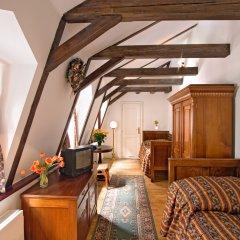 Hotel Waldstein 4* Номер Делюкс с различными типами кроватей фото 10