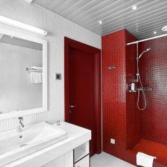 Ред Старз Отель 4* Улучшенный номер с различными типами кроватей фото 9