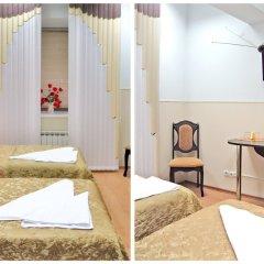 Гостиница Столичная комната для гостей фото 3