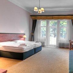 Отель Villa Gloria 2* Номер Делюкс с различными типами кроватей фото 2