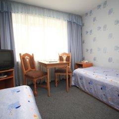 Гостиница AMAKS Центральная Номер Эконом разные типы кроватей фото 2