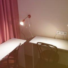Хостел Привет Кровать в общем номере двухъярусные кровати фото 18