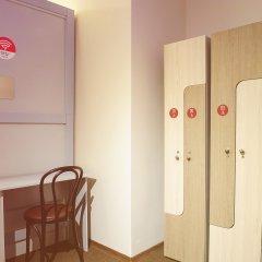Хостел Привет Кровать в общем номере двухъярусные кровати фото 9