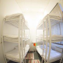 G-art Hostel Кровать в общем номере