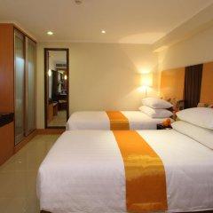 Отель Citin Pratunam Bangkok By Compass Hospitality 3* Улучшенная студия фото 20