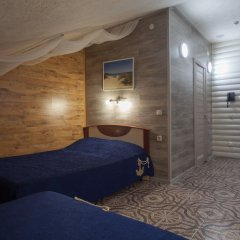 Мини-отель Бархат Номер Комфорт разные типы кроватей фото 3