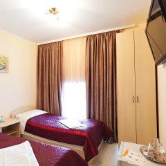Гостиница Зенит Стандартный номер с различными типами кроватей фото 7