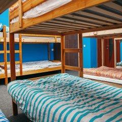 Dostoevsky Hostel Кровать в общем номере двухъярусные кровати фото 22