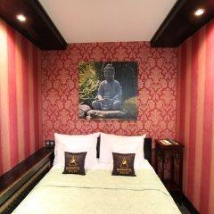 Гостиница БуддОтель Москва 3* Стандартный номер с двуспальной кроватью