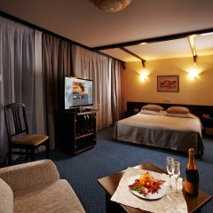 River Park Hotel 3* Студия с разными типами кроватей фото 3