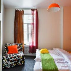 Гостиница Станция Z12 3* Улучшенный номер с различными типами кроватей