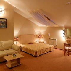Гостиница Галерея 3* Номер Делюкс разные типы кроватей фото 8