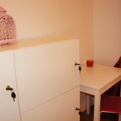 Гостевой Дом Полянка Кровать в женском общем номере с двухъярусными кроватями фото 7