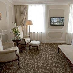 Гостиница Эрмитаж - Официальная Гостиница Государственного Музея 5* Номер Делюкс разные типы кроватей фото 3