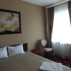 Гостиница Перекресток Джаза комната для гостей фото 3