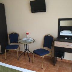 Гостиница Мандарин 3* Стандартный номер с различными типами кроватей фото 16
