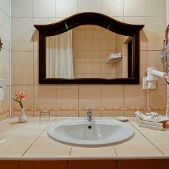 Гостиница Alean Family Resort & SPA Riviera 4* Стандартный номер с двуспальной кроватью фото 8