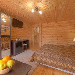 Гостиница Белый Пляж в Анапе 3 отзыва об отеле, цены и фото номеров - забронировать гостиницу Белый Пляж онлайн Анапа комната для гостей фото 4