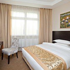 Гринвуд Отель 4* Стандартный номер с различными типами кроватей фото 2