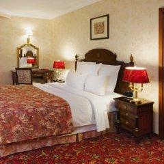 Гостиница Марриотт Москва Ройал Аврора 5* Президентский люкс с разными типами кроватей