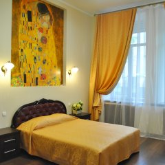 Апартаменты Kharkov for Rent Apartments on Pushkinskaya Street комната для гостей фото 2