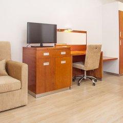 Гостиница Arealinn 4* Номер Комфорт с различными типами кроватей