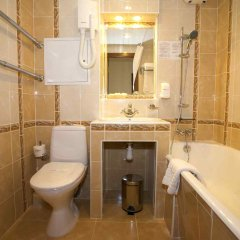 Гостиничный Комплекс Орехово 3* Номер Эконом разные типы кроватей (общая ванная комната) фото 6