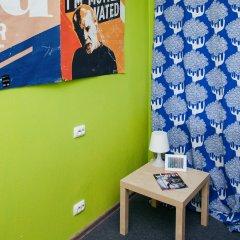 Хостел Достоевский Кровати в общем номере с двухъярусными кроватями фото 24
