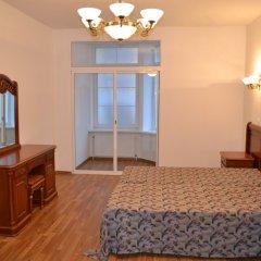 Гостиница Горный Хрусталь Апартаменты с различными типами кроватей
