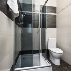 Status Apartments Mini-Hotel Апартаменты с разными типами кроватей фото 9