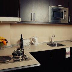 Отель Citadines City Centre Tbilisi 4* Апартаменты Премиум разные типы кроватей фото 9