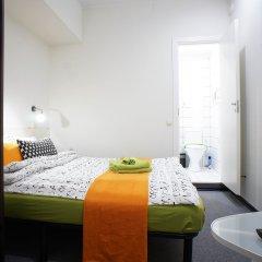 Гостиница Станция Z12 3* Номер категории Эконом с различными типами кроватей фото 2