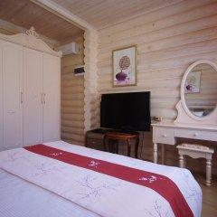 Эко-отель Озеро Дивное 3* Люкс с различными типами кроватей