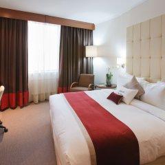 Гостиница DoubleTree by Hilton Novosibirsk 4* Стандартный номер разные типы кроватей