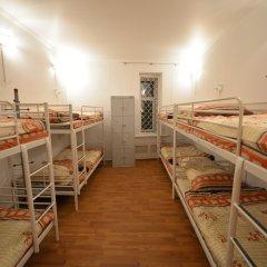 Хостел Абрикос Кровать в общем номере с двухъярусными кроватями фото 5