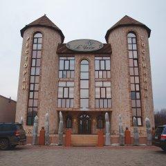 Гостиница Ла Мезон вид на фасад