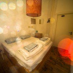 Хостел Fabrika Moscow Номер Эконом с разными типами кроватей (общая ванная комната) фото 8