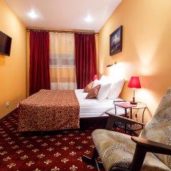 Мини-отель Jenavi Club Стандартный номер с разными типами кроватей фото 8