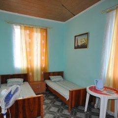 Гостиница Частный пансионат Лазурный Стандартный номер с различными типами кроватей фото 11