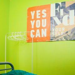 Dostoevsky Hostel Кровать в общем номере двухъярусные кровати фото 25