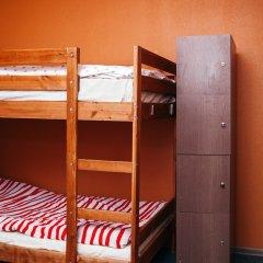 Хостел Достоевский Кровать в женском общем номере с двухъярусными кроватями фото 7