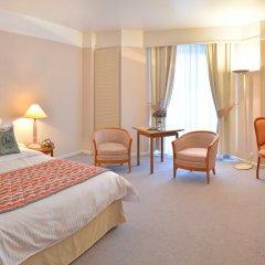 Гостиница Holiday Inn Moscow Seligerskaya 4* Стандартный номер с двуспальной кроватью